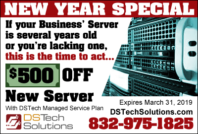 new years special $500 off business server